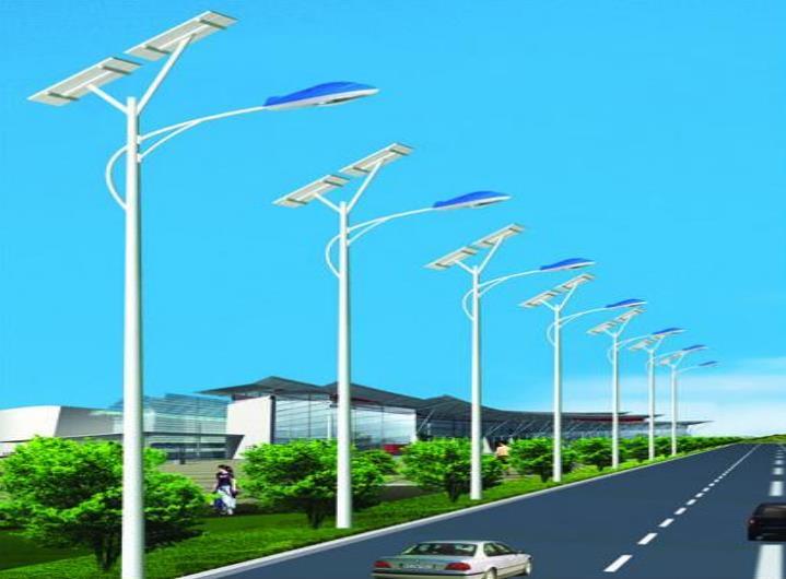 太阳能路灯----BXZM013