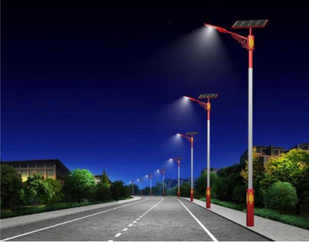 太阳能路灯------BXZM022