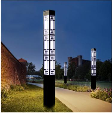 选择一款合适的景观照明也是个技术活!