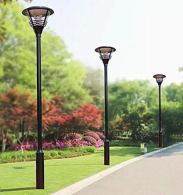 庭院灯的优点和缺点