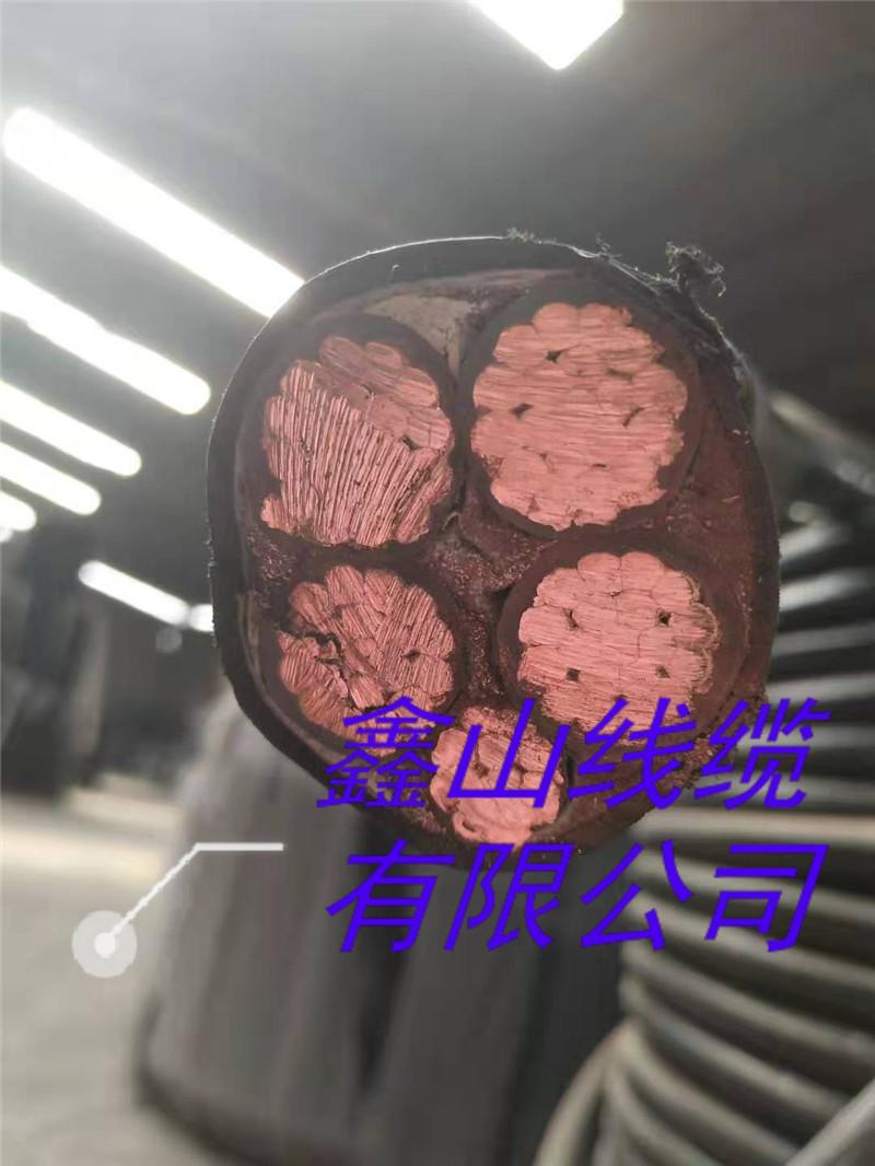 低压电力电缆 0.6/1KV YJV  4*95+1*90