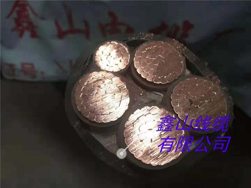 陕西低压电缆  ZC-YJV