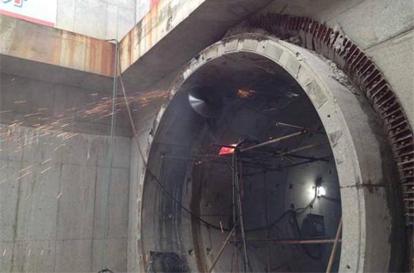 四川隧道切割