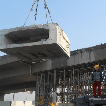 四川桥梁桥墩切割哪家好?就在成都明俊辉建筑工程