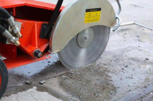 如何掌握四川混凝土切割的施工小窍门?