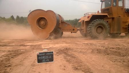 对公路路基碾压填筑施工技术措施的探究