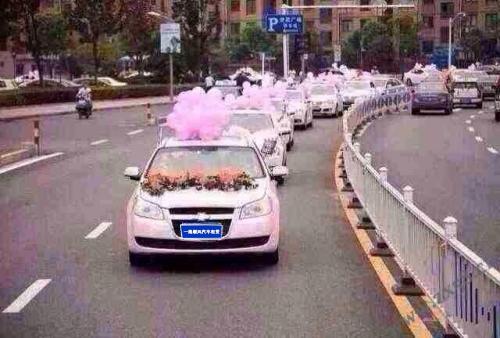 婚礼租车头车怎么选