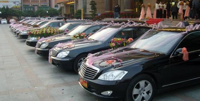 当结婚的婚车选用租车时,有哪些需要我们在意的因素呢?