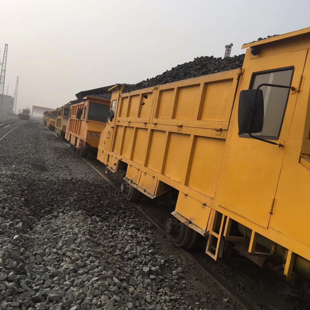 铁路老K车与某铁路工程合作