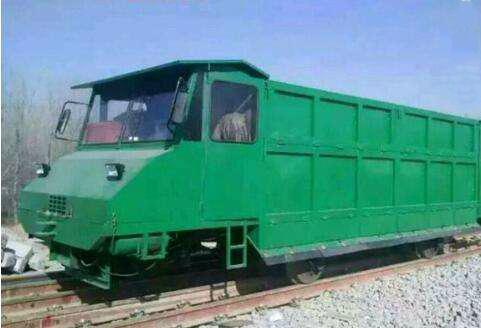 某铁路上使用南阳老K车