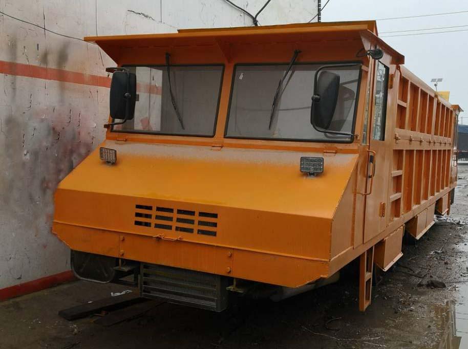 铁路老K车构造