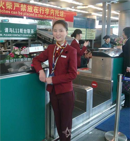 武汉天河机场(等国内多家机场)招聘:安检员、飞机监护、