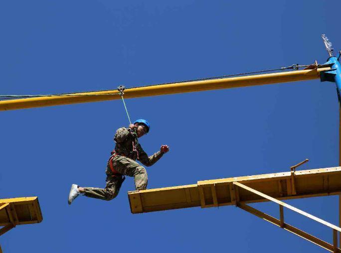 为什么越来越多的企业会组织员工们进行户外拓展活动呢?看看这里就知道了