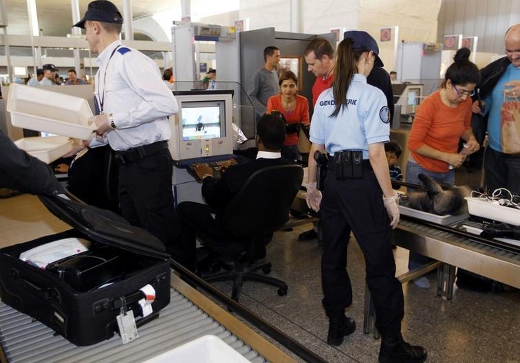 全国机场安置:机场地勤、安检