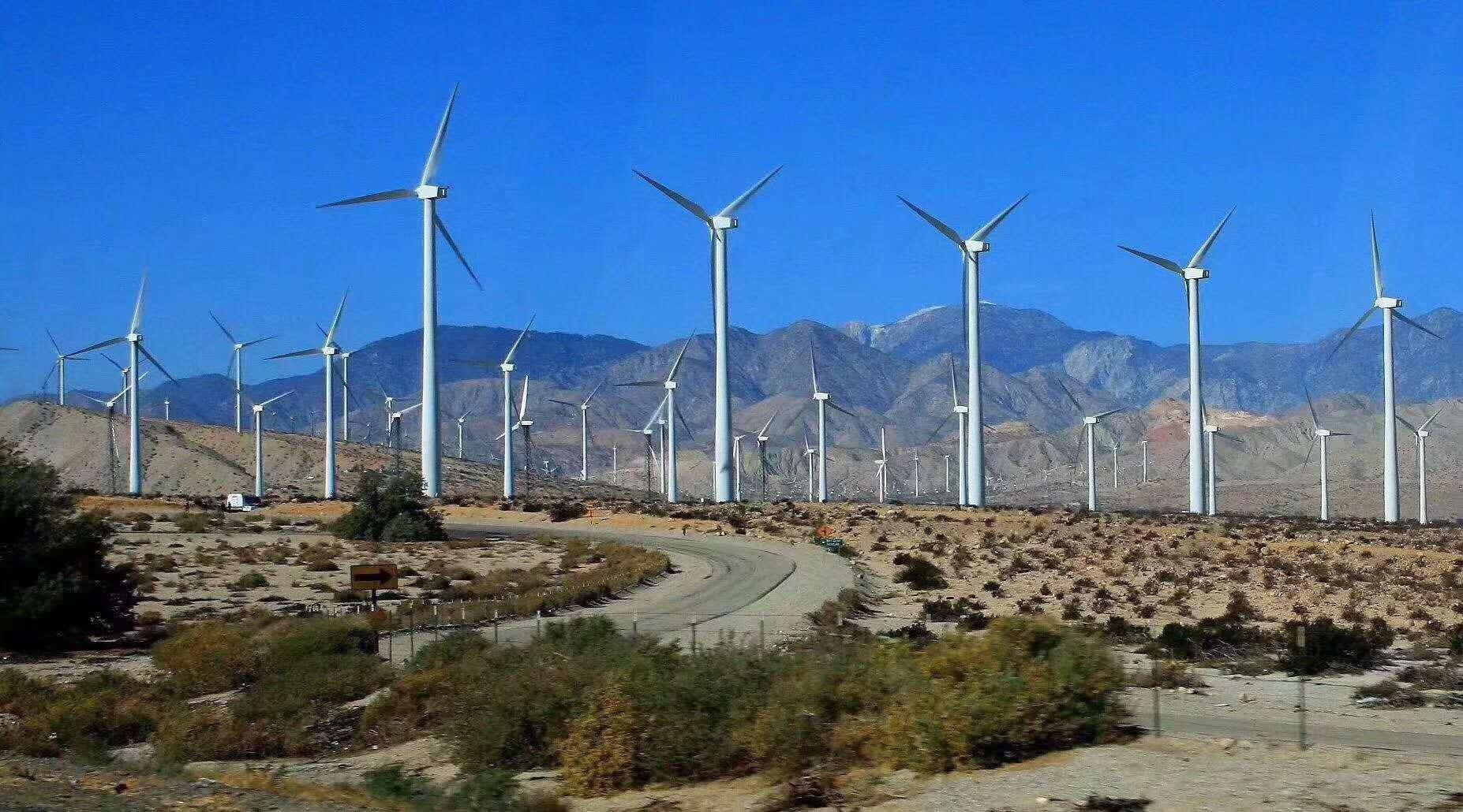风力发电场运维工程师