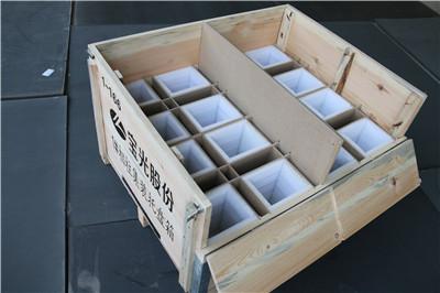 宝鸡木质包装箱成功案例