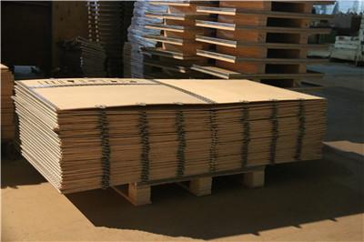 寶雞鋼帶箱(折疊箱)廠家