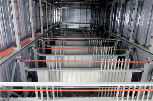 垂直升降类立体停车设备