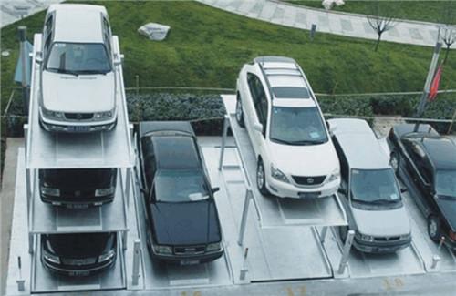 西安机械停车设备