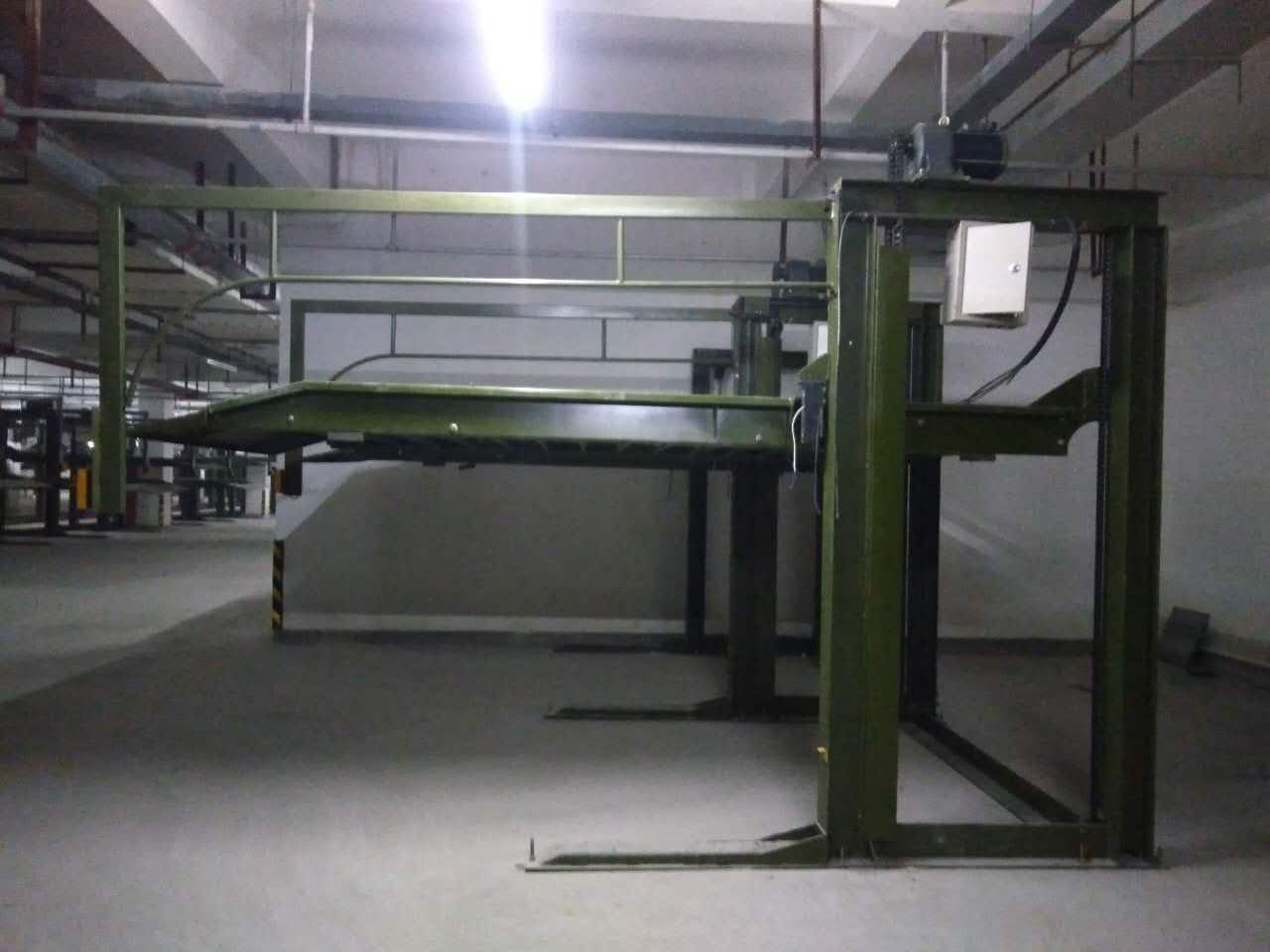 简易升降(四立柱)机械停车设备