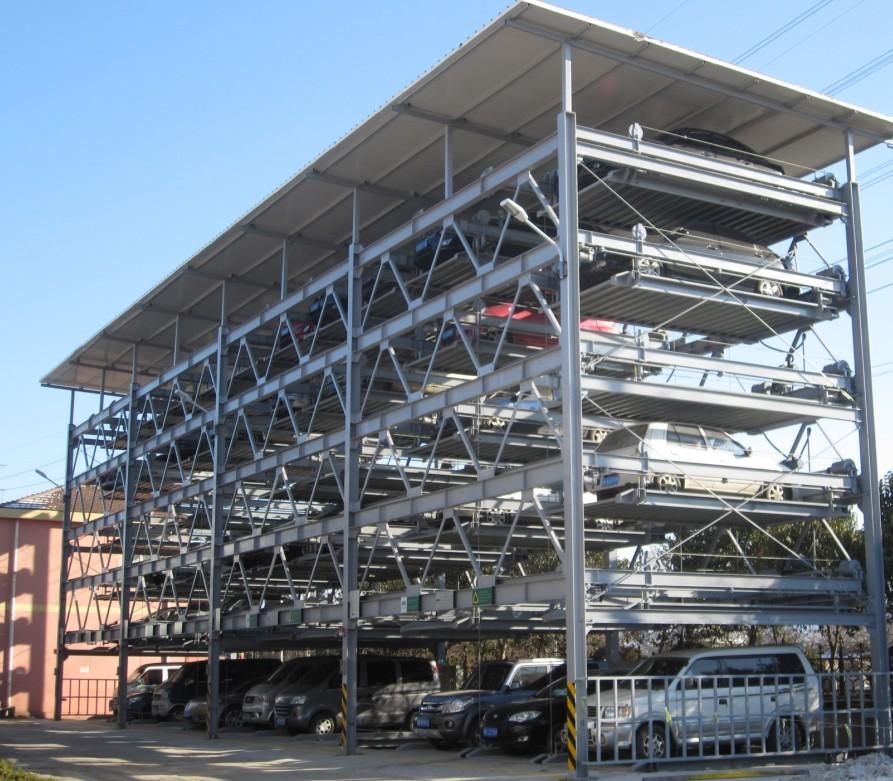 西安升降横移式车库值得的信赖