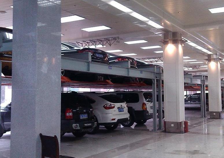 西安多层车库