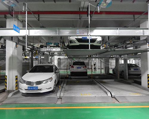 陕西机械式立体停车库的主要停车形式