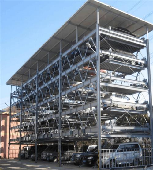 西安立体车库的目前阶段发展中具有哪些特点?