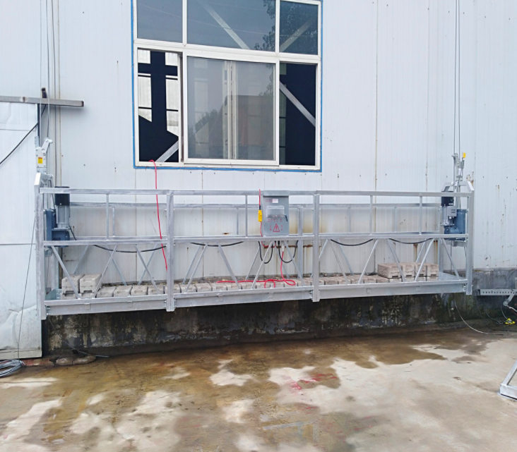 成都电动吊篮租赁公司带您了解吊篮的安装拆除知识
