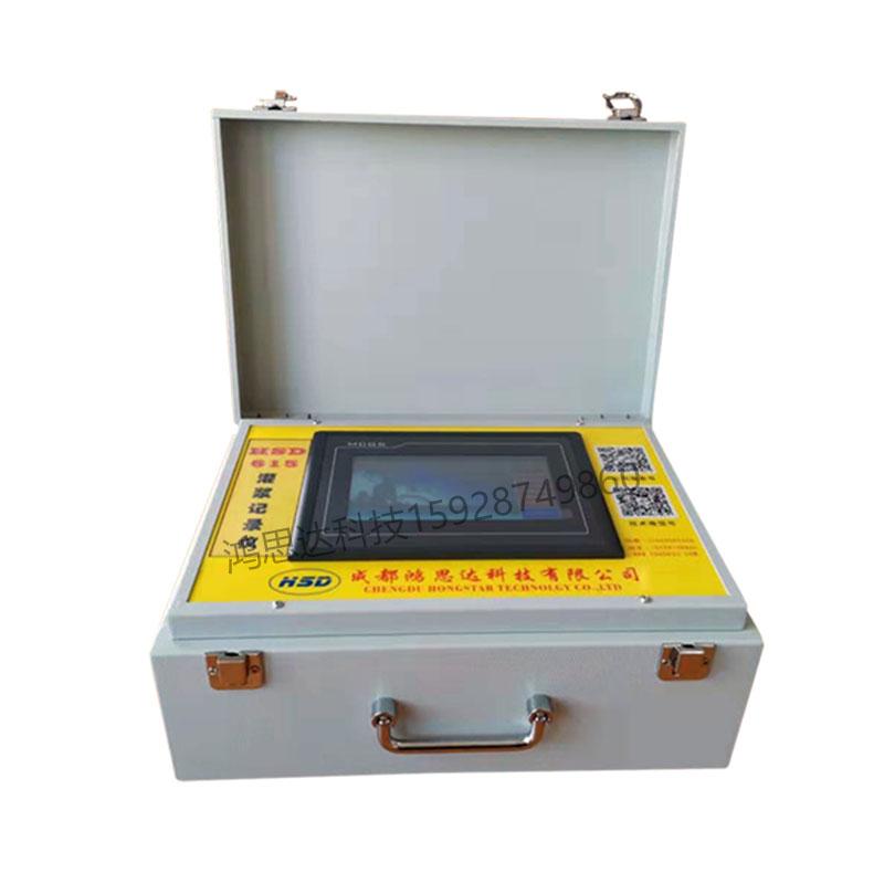 【HSD615-ED3(T)一拖二小循环三参数灌浆记录仪】