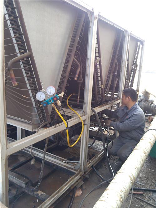 郑州天加2019免费彩金白菜网厂家的合作案例