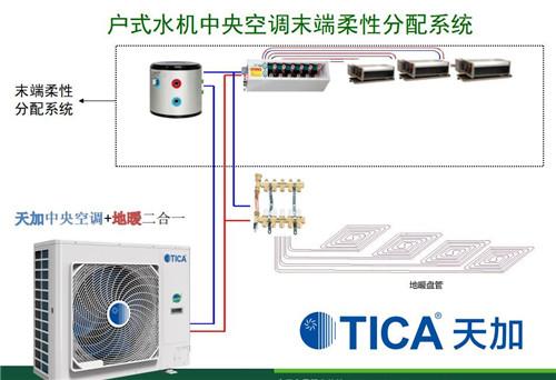 郑州天加中央空调保养