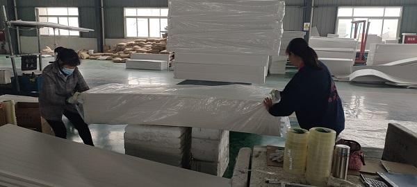 四川xps挤塑板生产案例展示