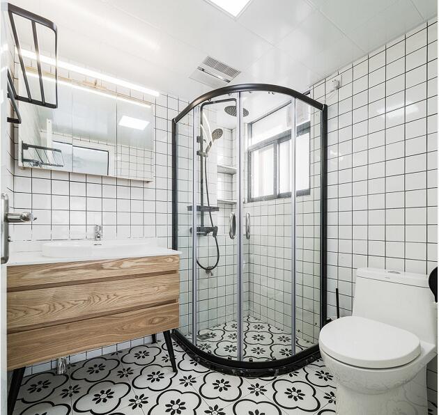 襄阳室内卫生间装修设计