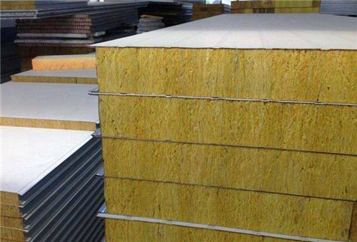成都巖棉板生產