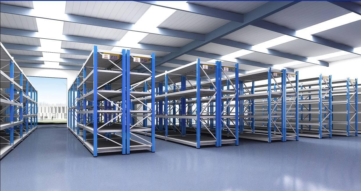 成都仓储货架的存储方法