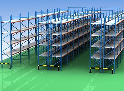 阁楼货架系统有哪些优势和特点呢