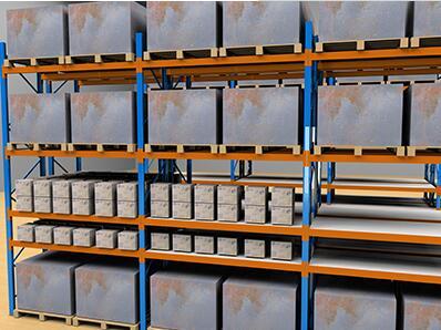 流利的货架的好不好?成都隔板货架教你如何正确的安装?