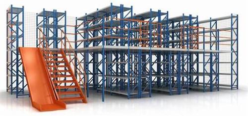 成都阁楼式货架的特点及安装方法