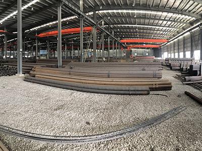 35CrMo无缝钢管企业相册