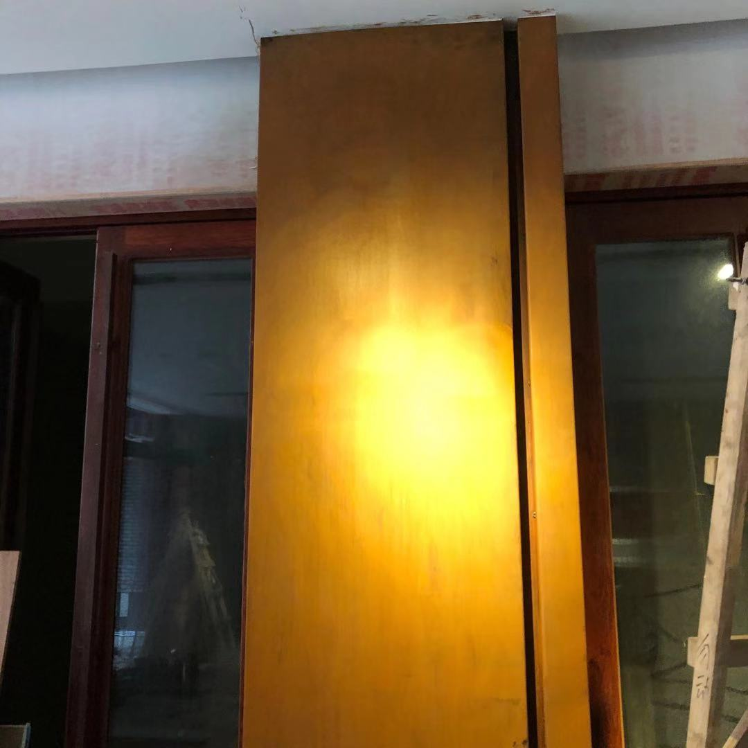 四川耐候钢板