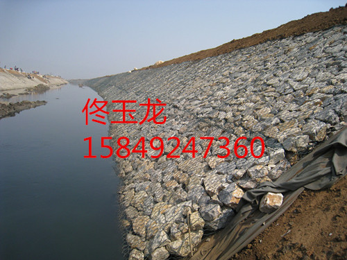 河道治理石籠網
