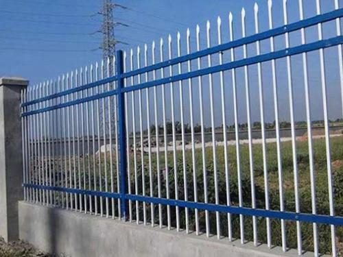 包头锌钢护栏网
