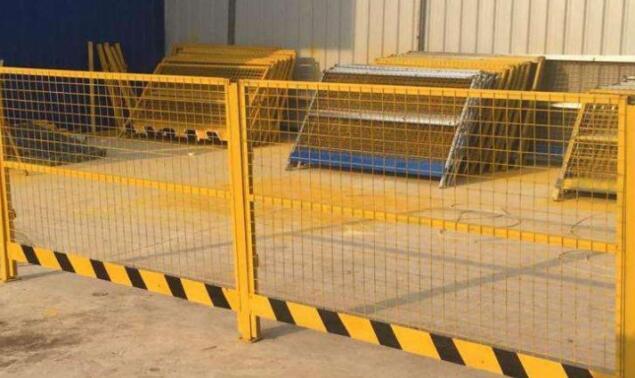 包头工地基坑护栏