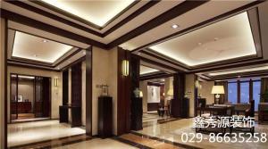 西安室内装修新中式风格