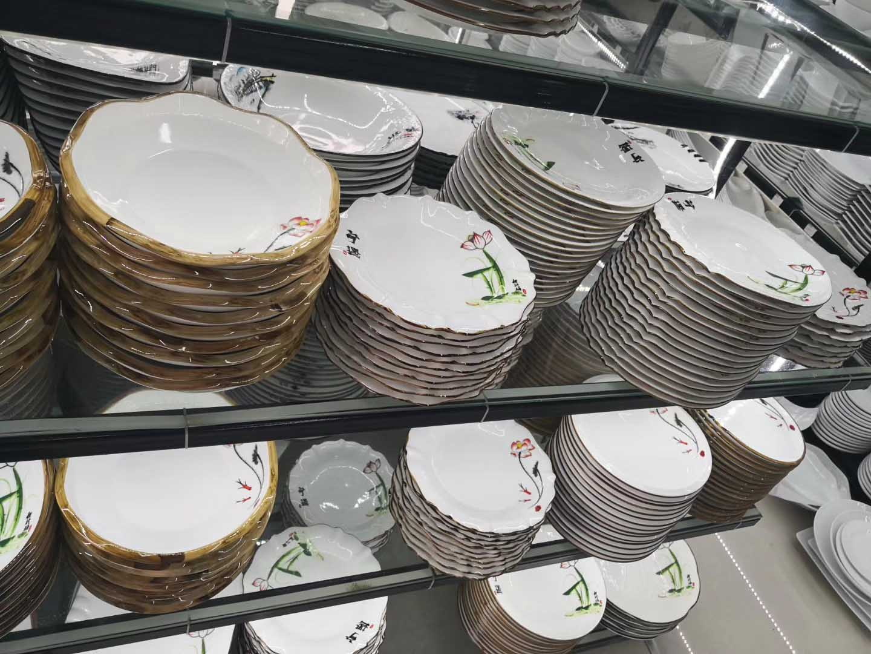 陶瓷批发投放
