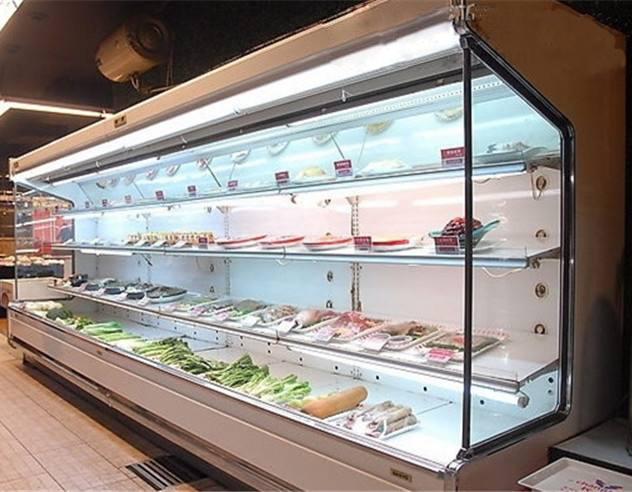 南阳制冷设备-点菜柜
