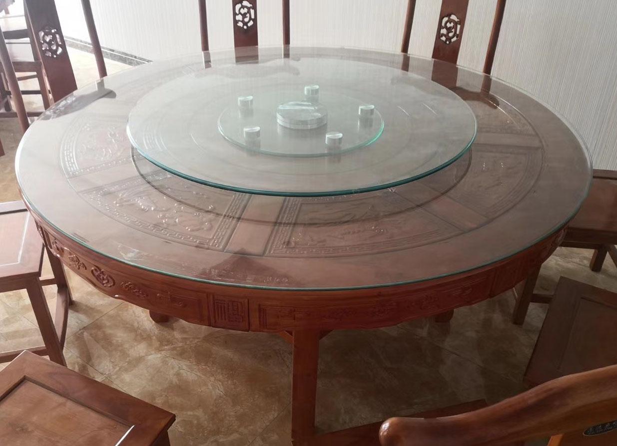 南阳小家电批发-实木餐桌