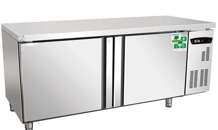 南阳西式厨房用具-平冷工作台