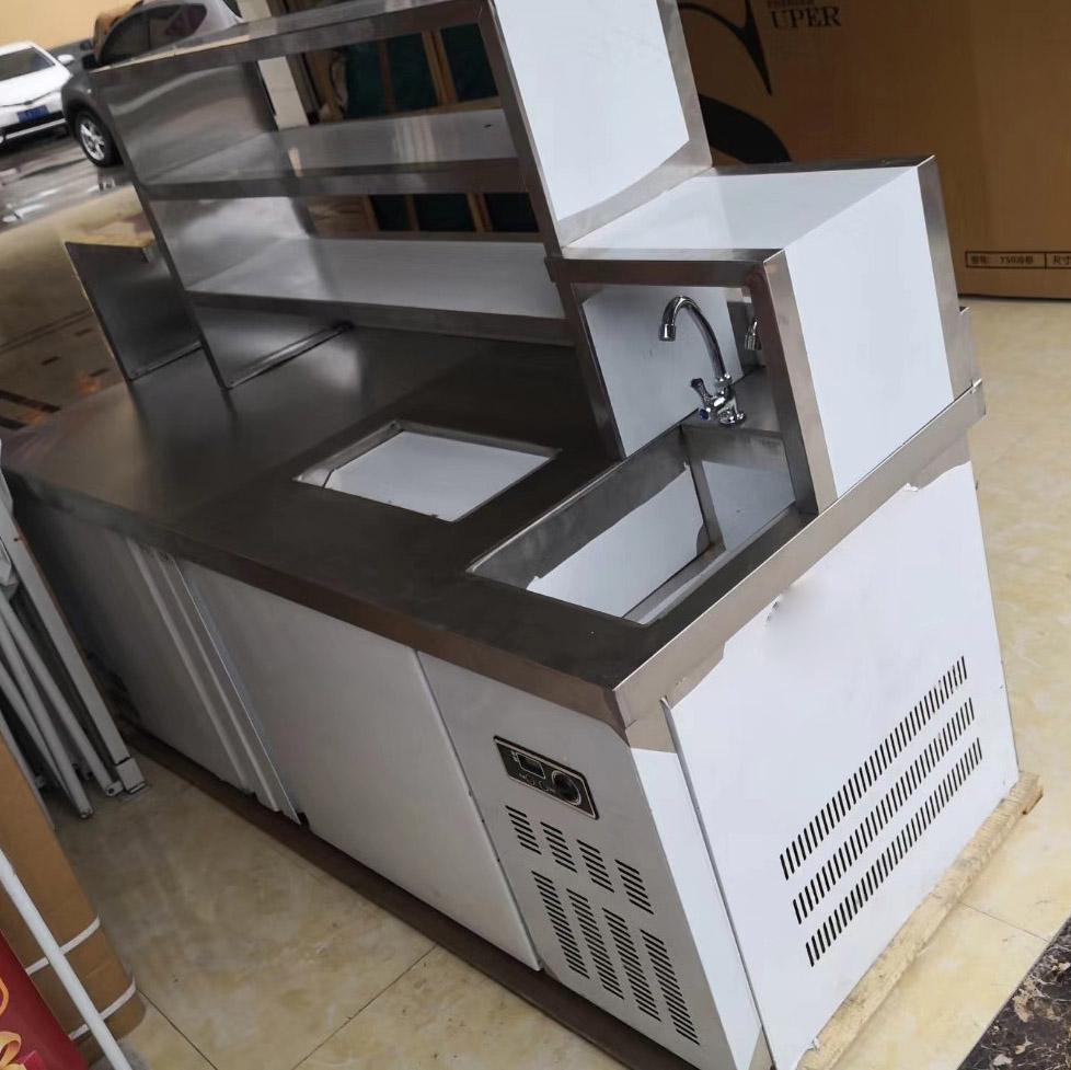 南阳厨房用具设备-水吧台
